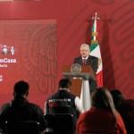 Conferencia de AMLO (26-05-2020) - 200525002. Ciudad de México, 25 May 2020 (Notimex-Romina Solis).- El presidente Andrés Manuel López Obrador durante su conferencia matutina del día de hoy. Ciudad de México, 25 de mayo de 2020. NOTIMEX/FOTO/ROMINA SOLIS/RSF/POL/4TAT
