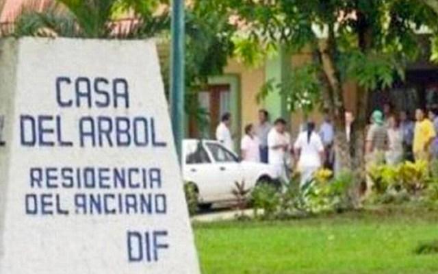 Muere anciano por COVID-19 en asilo de Tabasco; van 10 residentes positivos - Nueve trabajadores del asilo, a cargo del DIF Tabasco, también fueron confirmados con COVID-19