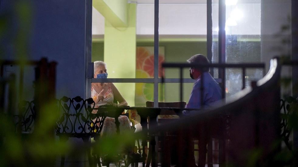 Delicados cinco adultos mayores por brote de COVID-19 en asilo de Nuevo León - Asilo Nuevo León Guadalupe brote COVID-19