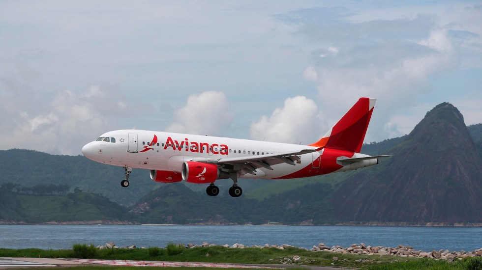 Avianca se acoge a ley de bancarrota de EE.UU. debido a crisis del COVID-19 - Foto de EFE