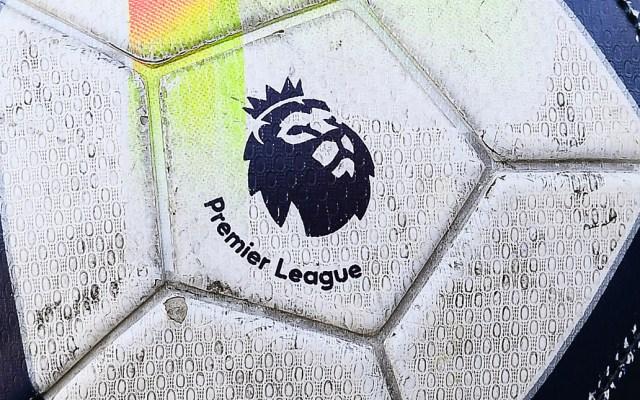 Premier League volverá el 17 de junio - Balón de la Premier League