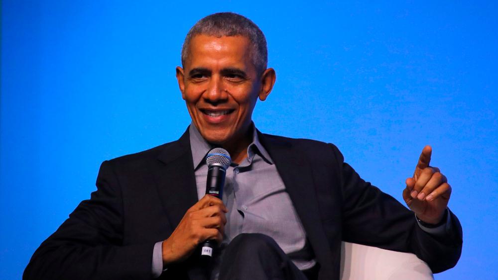 """""""Gracias a la democracia, Trump no logró el 100 por ciento de lo que quería"""": Barack Obama - Foto de EFE"""