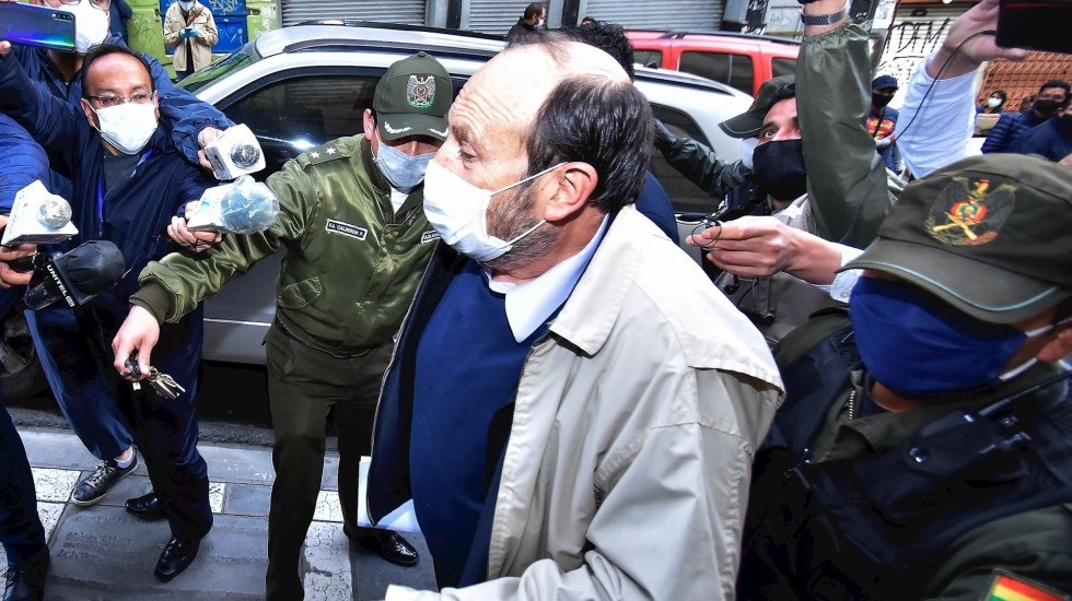 ONU pide investigar detención de juez boliviano a cargo de caso de corrupción - Bolivia Salud Marcelo Navajas