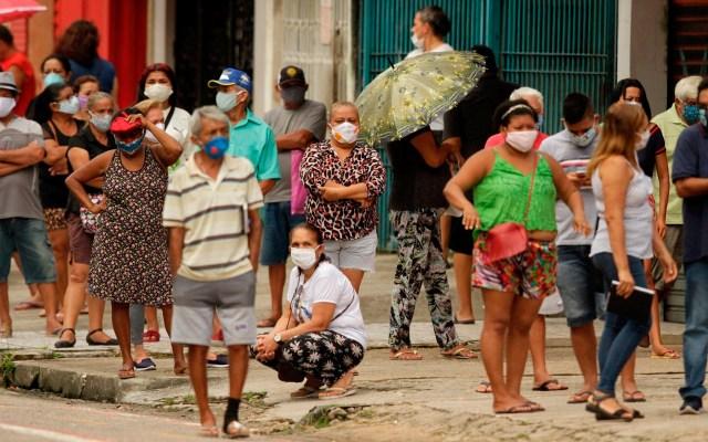 Bolsonaro y empresarios defienden retorno de la economía pese a COVID-19 - Brasil Bolsonaro coronavirus COVID-19