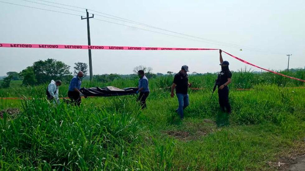 Encuentran en Veracruz cadáver de comerciante reportado como secuestrado - cadáver comerciante veracruz