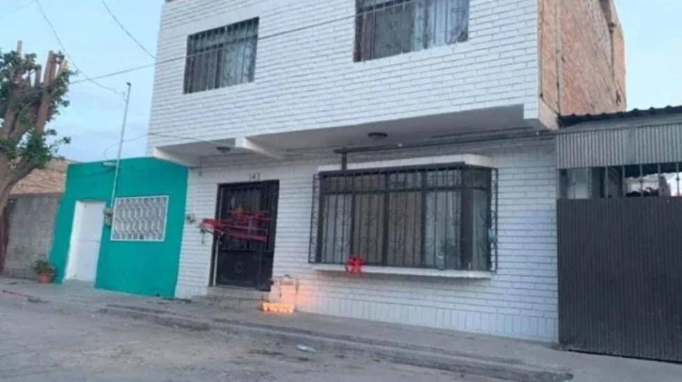 Detienen a presuntos asesinos de trabajadoras del IMSS Torreón - Casa de las empleadas del IMSS asesinadas. Foto Especial / El Universal