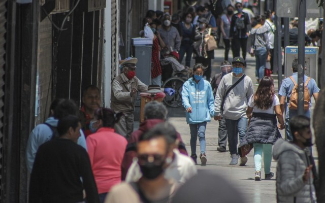 """En riesgo máximo por COVID-19, México termina Jornada Nacional de Sana Distancia e inicia la """"Nueva Normalidad"""" - Ciudad de México COVID-19 coronavirus"""