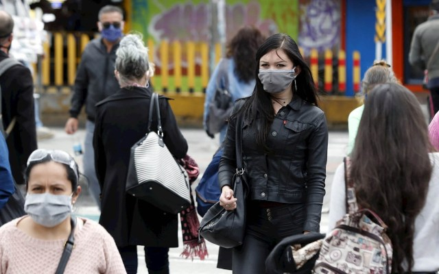 El mundo se acerca a los 6 millones de casos de COVID-19 - Colombia Bogotá COVID-19 coronavirus
