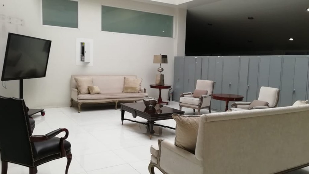 #FOTOS Habilitan Los Pinos como residencia temporal para personal sanitario que atiende COVID-19 - Complejo Cultural los Pinos. Foto de Secretaría de Cultura.