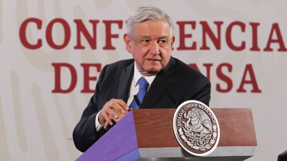 López Obrador se aleja de la transparencia, acusa Coparmex - Foto de Notimex