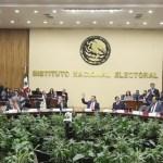 INE quita registro a tres candidatos a diputados federales por incumplir requisitos contra la violencia