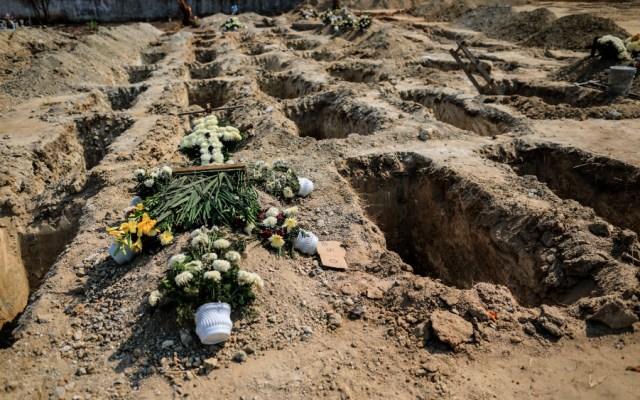 Gobierno mexicano ve estabilizada la mortalidad por COVID-19 - Foto de EFE