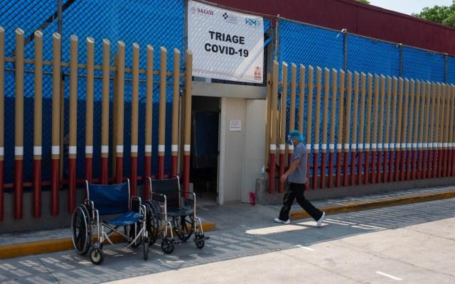 Ciudad de México continúa en semáforo rojo, señala Sheinbaum - Foto de Notimex