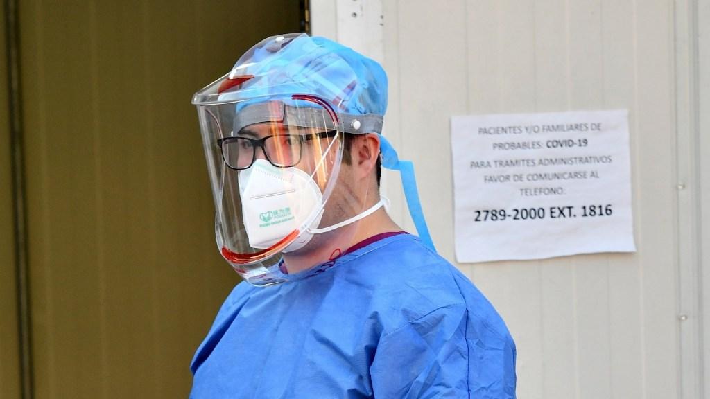 #Video Segundo día de más contagiados y uno con el mayor número de muertos #DomandoLaPandemia - COVID-19 coronavirus México hospital hospitales 2