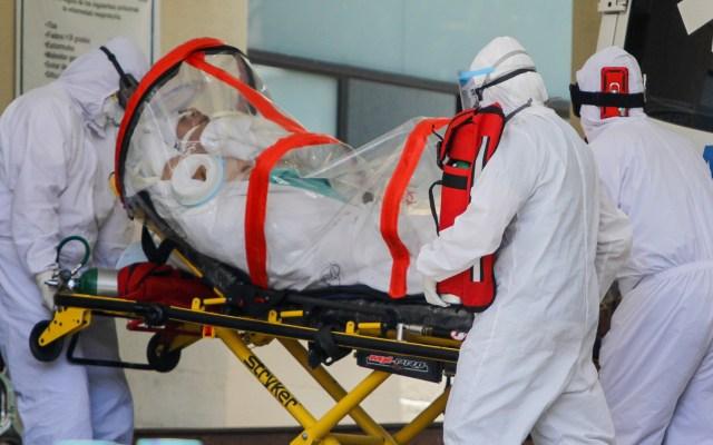 #Video México es el segundo país con mayor número de muertes registradas en las últimas 24 horas por COVID-19; los casos confirmados ascienden a más de 196 mil - COVID-19 coronavirus México Hospital Médicos epidemia