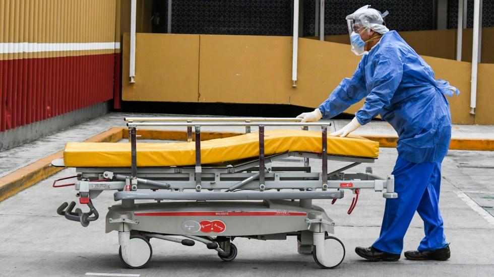 Inai publica respuesta a 512 solicitudes de información sobre COVID-19 - COVID-19 México coronavirus 3 médicos Hospital