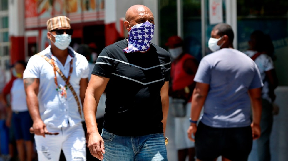 Cuba confirma 10 nuevos casos de COVID-19 en otra jornada sin muertos - Foto de EFE