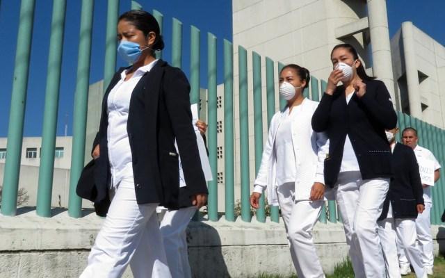 Casi la mitad de enfermeras y enfermeros de México son egresados de la UNAM - Casi la mitad de enfermeras y enfermeros de México son egresados de la UNAM