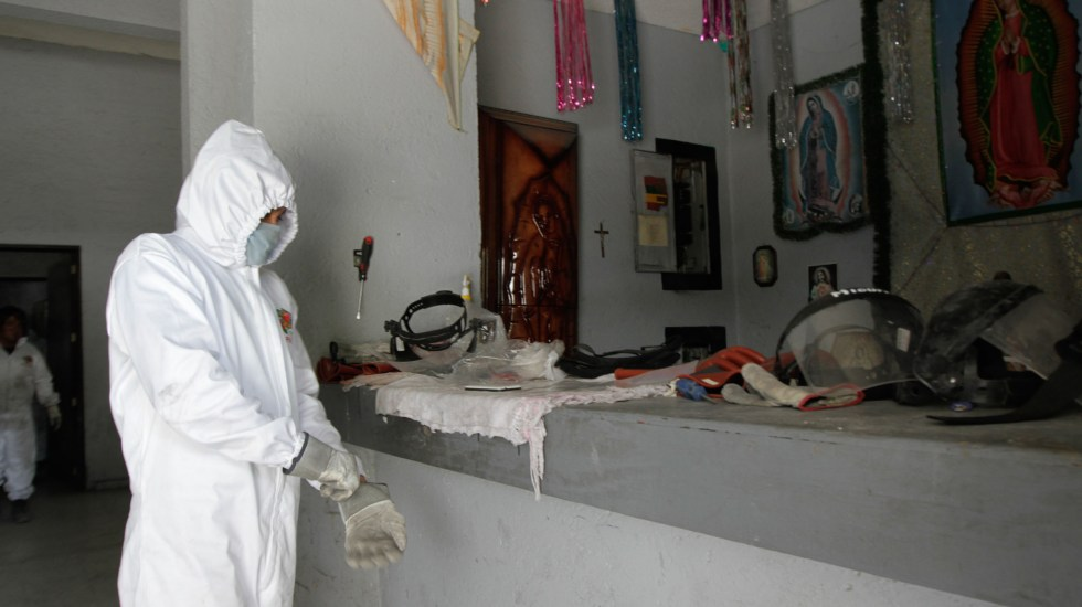 México perdió 555 mil 247 empleos durante abril por COVID-19 - Foto de Notimex