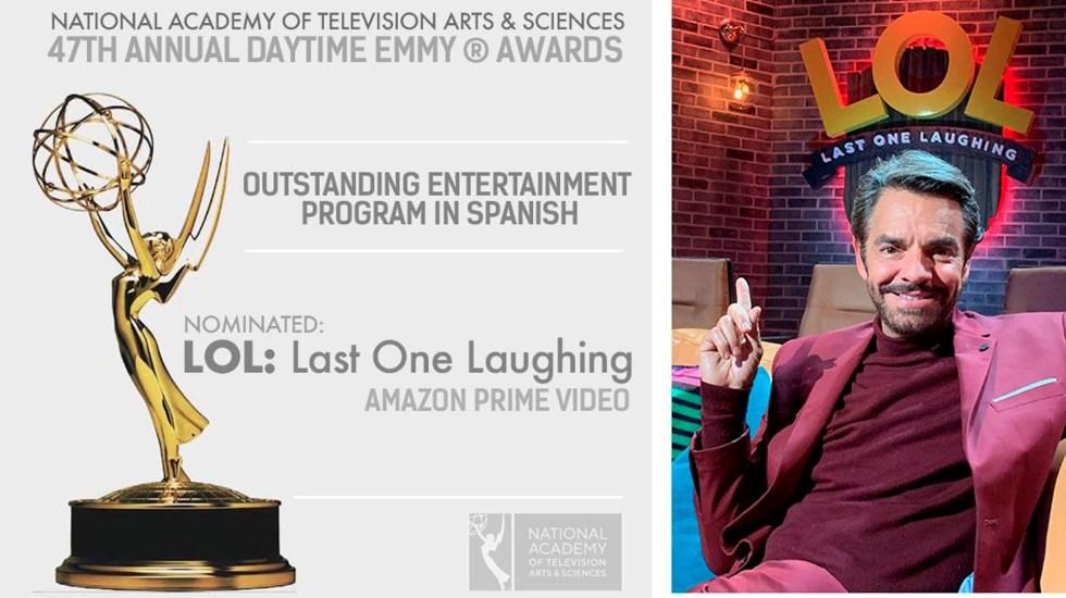 Programa de Eugenio Derbez, nominado a dos Premios Emmy - Eugenio Derbez Premios Emmy