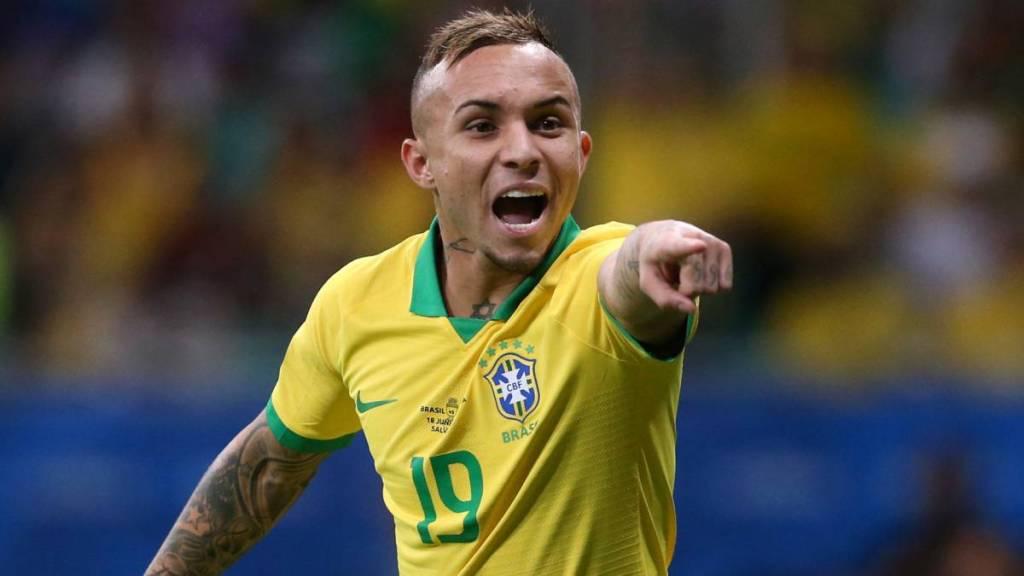 Muere el abuelo del seleccionado brasileño Everton Sousa por COVID-19 - Everton Sousa