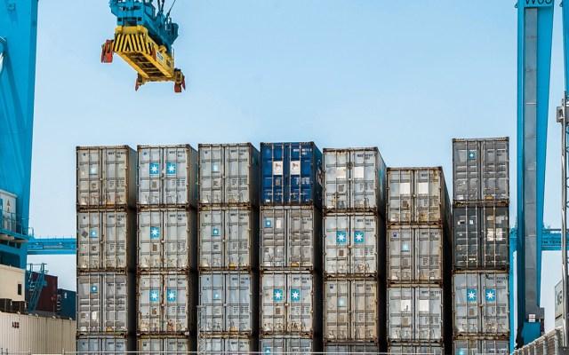 Caída histórica de exportaciones mexicanas por COVID-19; se desploman 40.9 por ciento durante abril - Foto de Archivo de Notimex.