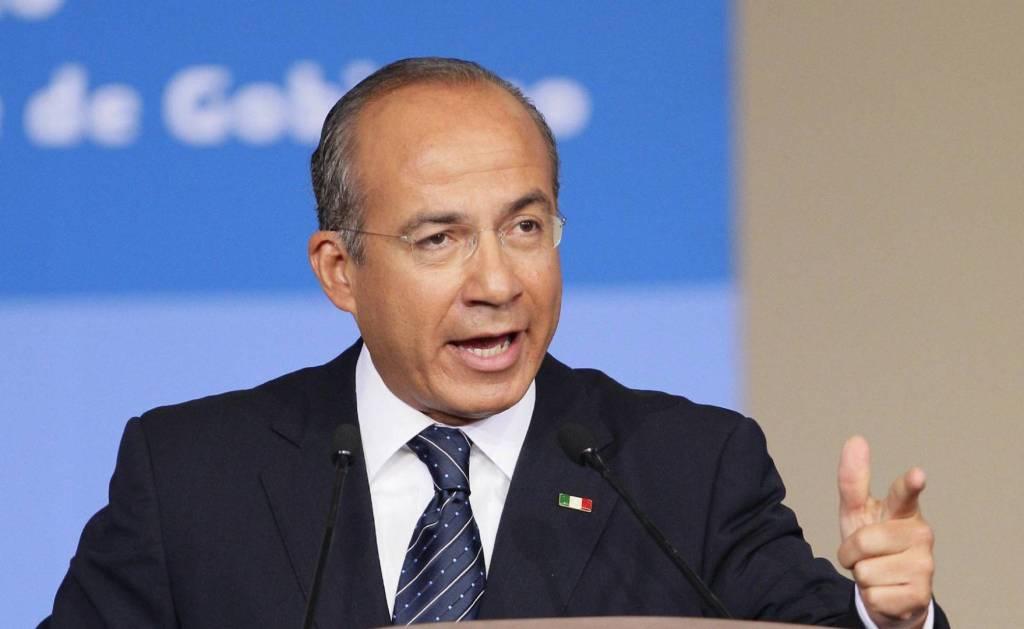 Necesitamos más energía limpia y barata como la del Oxxo: Calderón - Felipe Calderón, expresidente de México.