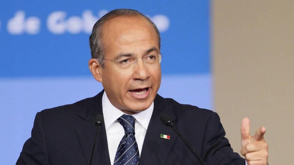 Felipe Calderón da positivo a COVID-19; presenta síntomas leves - Felipe Calderón, expresidente de México.