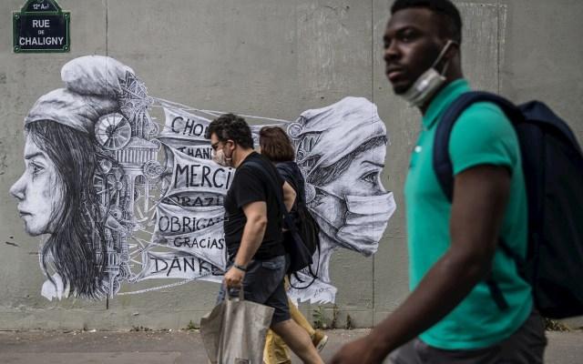Francia se acerca a las 28 mil 500 defunciones por COVID-19 - Francia COVID-19 coronavirus enfermedad pandemia 2