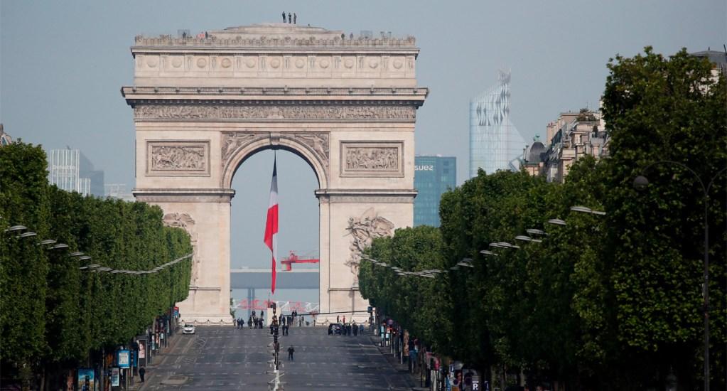 Francia prolonga hasta el 10 de julio el estado de emergencia por COVID-19 - Francia prolonga hasta el 10 de julio el estado de emergencia sanitaria por COVID-19