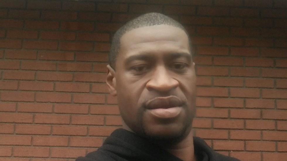 Acusan de asesinato a policía implicado en detención de George Floyd - George Floyd
