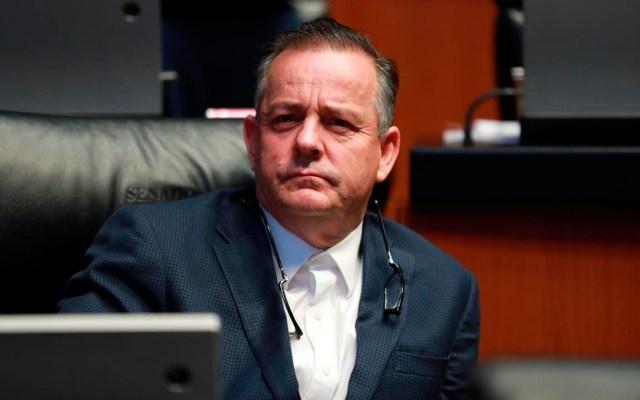 Diputados locales atropellaron Constitución de BC, afirma senador de Morena - Gerardo Novelo senador de Morena