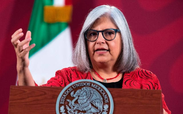 México justifica retraso en reactivación de cadenas de valor con EE.UU. - Foto de EFE