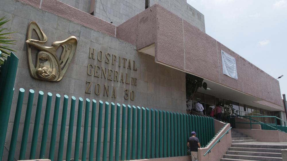 Registra CDMX ocupación de camas para COVID-19 del 73%, - Hospital General de Zona 30 del IMSS, en la alcaldía Iztacalco. Foto de Notimex