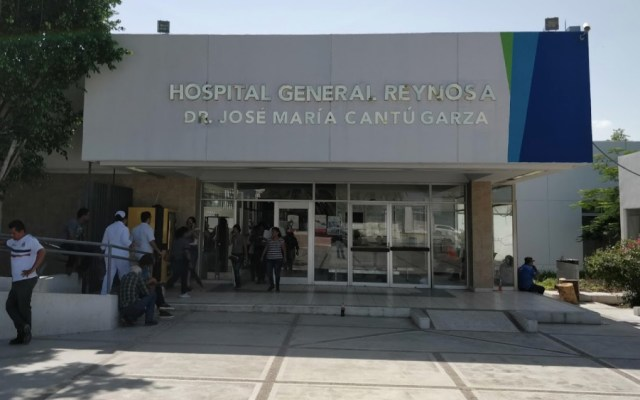 Gobernador de Tamaulipas advierte que están próximos a declarar cero disponibilidad de camas y ventiladores - Hospital General Reynosa Tamaulipas