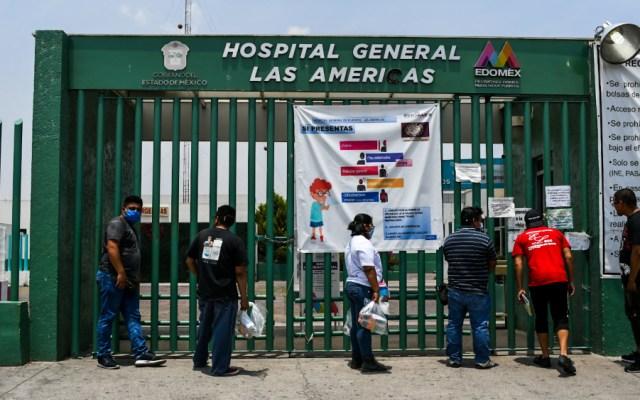 Exreo que no acató arresto domiciliario fue quien murió por COVID-19 en el Hospital de Las Américas - Foto de Notimex
