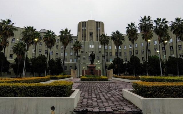 Reportan brote de COVID-19 en Hospital Universitario de Nuevo León - Foto de Google Maps