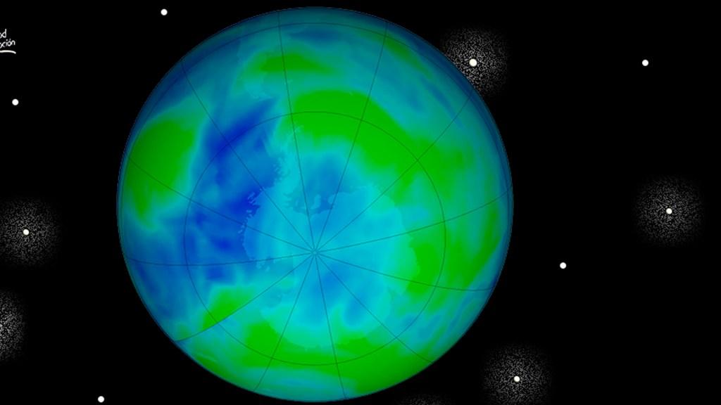 Agujero en capa de ozono del Ártico se cerró por cuestiones dinámicas, afirma investigadora - hoyo en la capa de ozono