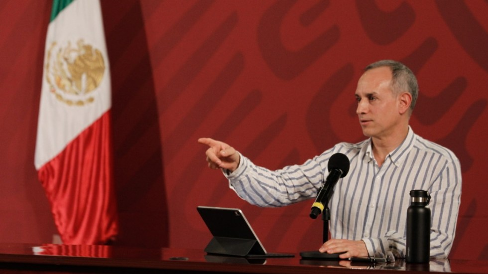 No se pueden reabrir escuelas, a menos que el semáforo esté en verde: López-Gatell - Hugo López-Gatell Salud