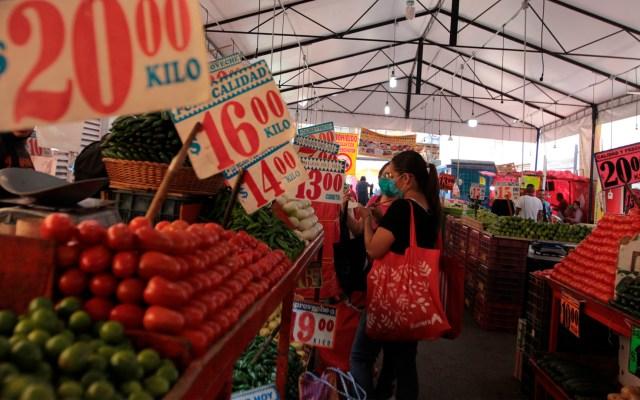 Inflación repunta en primera quincena de mayo; registra su mayor nivel en dos meses - inflación méxico
