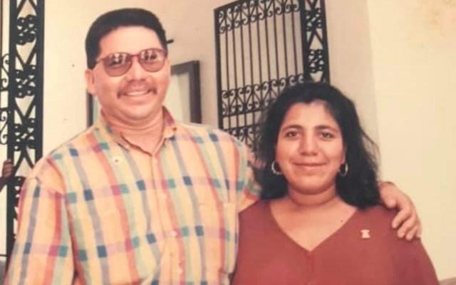 A tres años del asesinato del periodista Javier Valdez, su esposa Griselda Triana exige justicia - Javier Valdez y Griselda TrianaJavier Valdez y Griselda Triana