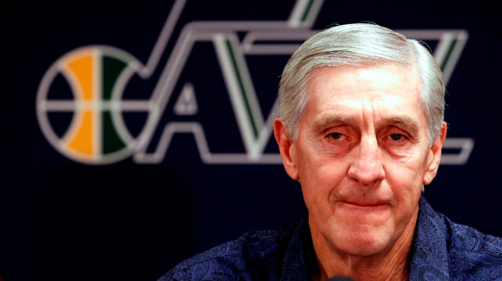 Murió Jerry Sloan, histórico entrenador del Utah Jazz - Foto de EFE