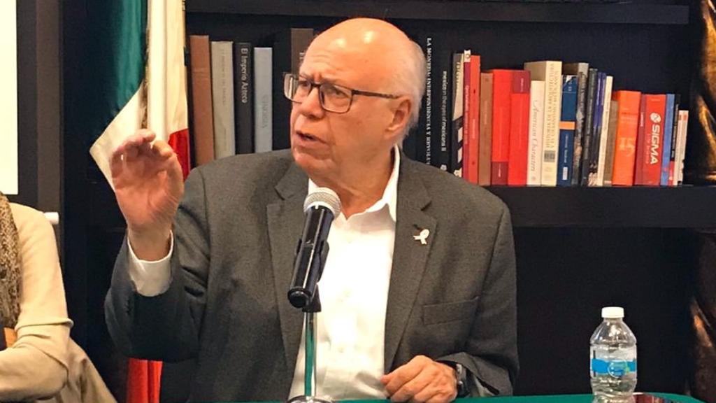 Investigación de la UIF al Sector Salud no incluye a José Narro, afirma Hacienda - José Narro Robles