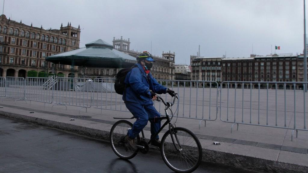 Prevén lluvias fuertes y granizo en el Valle de México - lluvias Ciudad de México