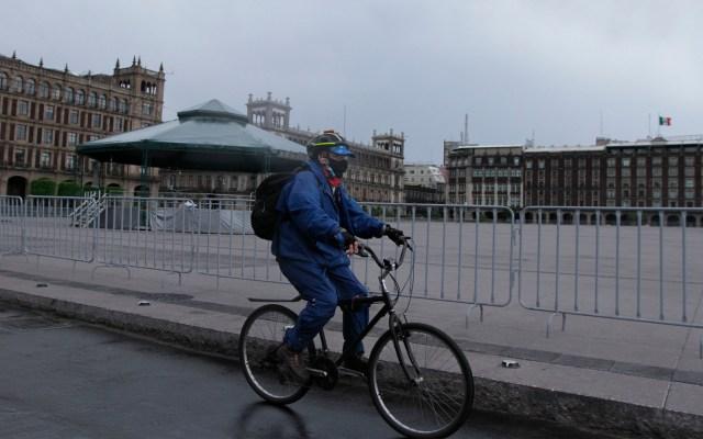 Pronostican fuerte lluvia y caída de granizo en la Ciudad de México - lluvias Ciudad de México