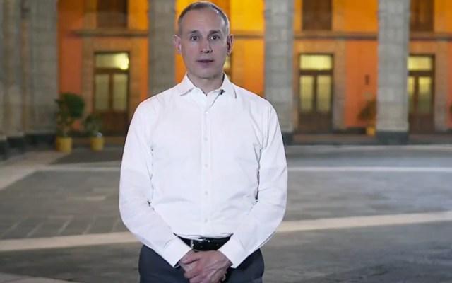 Quedan 8 días de la Jornada Nacional de Sana Distancia; López-Gatell pide quedarse en casa - Captura de pantalla