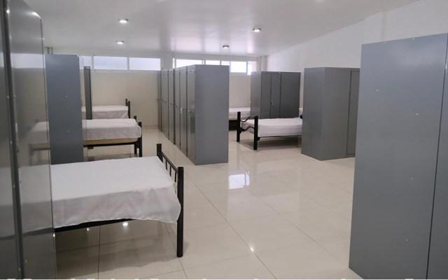 Más de 50 médicos se registraron para hospedarse en Los Pinos - Foto de Notimex