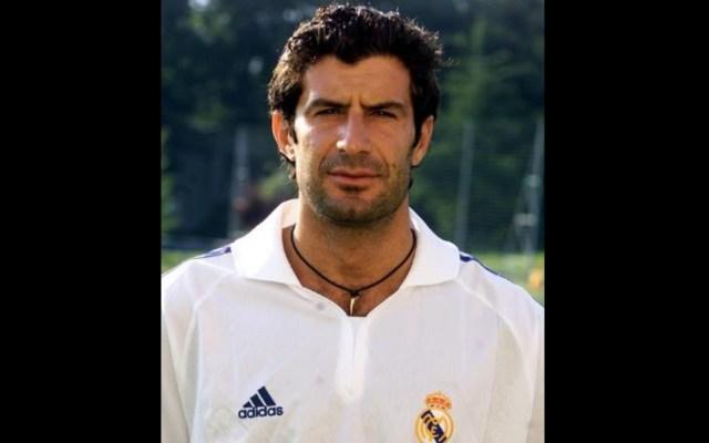 """Irme con el Real Madrid fue una decisión """"acertada"""", expresa Luis Figo - Luis Figo"""