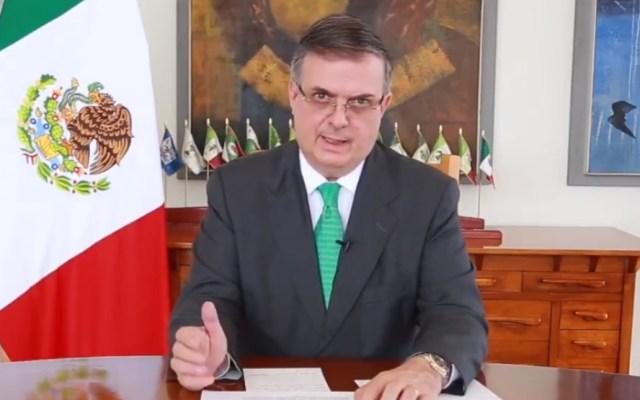 México pide a EE.UU. que proporcione información sobre operativo 'Rápido y Furioso' - Marcelo Ebrard Rápido y Furioso
