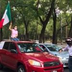 Protestan contra políticas de López Obrador en 70 ciudades de México